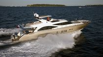 yacht de luxe : motor-yacht &agrave; fly 2300 FLY Yachts Couach