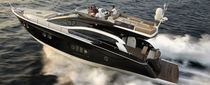 yacht de luxe : motor-yacht &agrave; fly (POD IPS) FLY 54 Sessa Marine