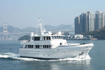 yacht de luxe : motor-yacht (explorer) SERENITY 90 EXPEDITION Cheoy Lee