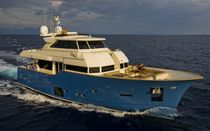 yacht de luxe : motor-yacht (explorer) LONG RANGE 23 Mochi Craft