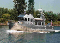 yacht de luxe : motor-yacht trawler (semi-custom)  Northwind