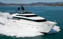 yacht de luxe : super-yacht &agrave; fly SL 104 Sanlorenzo of the Americas LLC&nbsp;