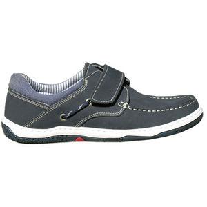 Chaussure de pont   en cuir - MOCAUTO 2 - Botalo a01a7654e14f