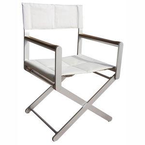 Chaise Rgisseur Pour Bateau Pliante En Aluminium