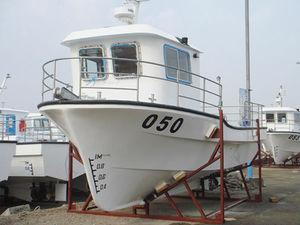 bateau de peche a vendre en france