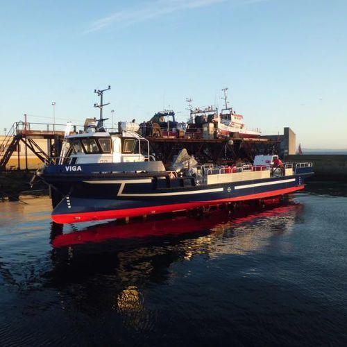 navire spécial transporteur de charges lourdes