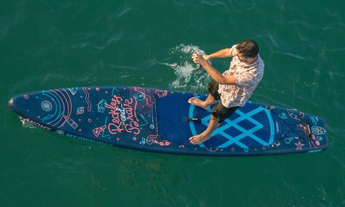 stand-up paddle-board allround / gonflable
