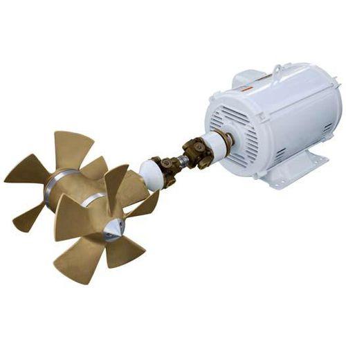 propulseur d'étrave / de poupe / pour yacht / AC