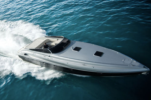 Vedette in-bord / offshore / max. 12 personnes / 6 couchages 1501 Performance Marine