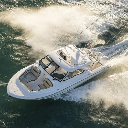 vedette hors-bord - Pursuit Boats
