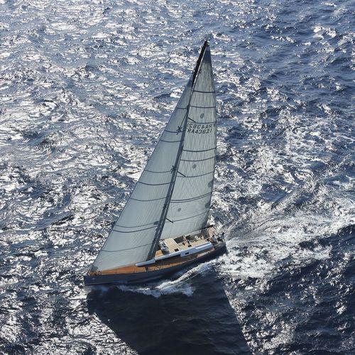 sailing-yacht de croisière - Wauquiez