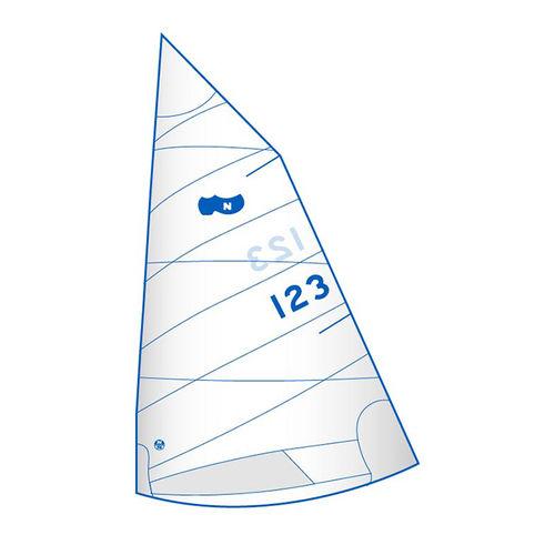 Grand-voile / pour dériveur / NAPLES SABOT T-6 North Sails Sailmaking