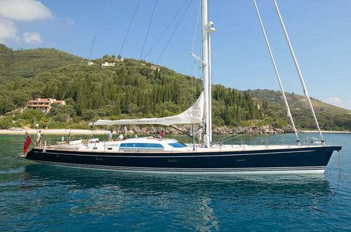 Sailing-yacht de course-croisière / cockpit ouvert / sur mesure GRAND BLEU VINTAGE - CNB 95 CNB Bénéteau