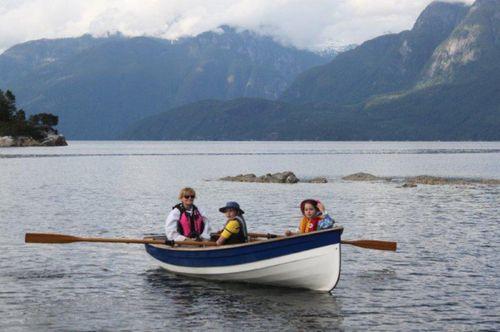 Dériveur enfant / de loisir / traditionnel 12′ Point Defiance Gig Harbor