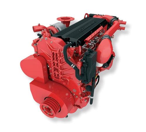 moteur plaisance / pour bateau professionnel / in-bord / de propulsion