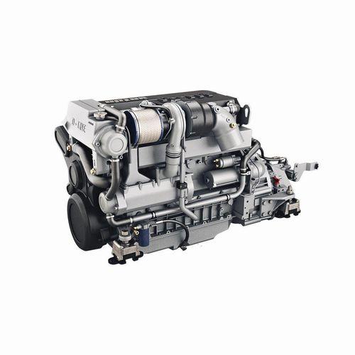 moteur plaisance / in-bord / diesel / common-rail