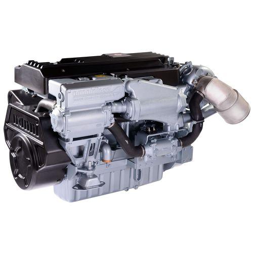 moteur pour bateau professionnel - Nanni Industries
