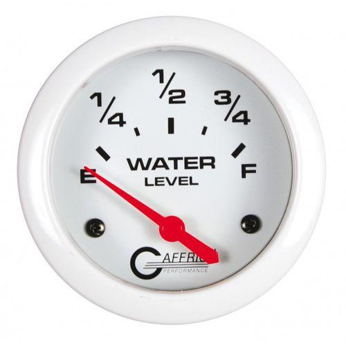indicateur pour bateau / de niveau / analogique / pour réservoir d'eau