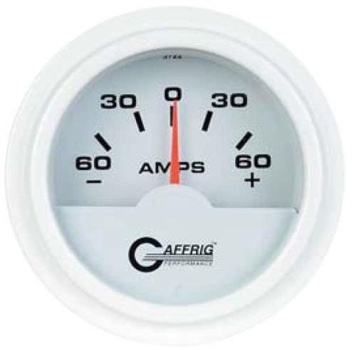 indicateur pour bateau / ampèremètre / analogique