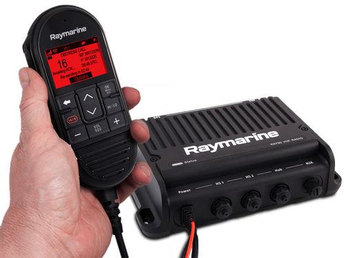 radio pour bateau / fixe / VHF / avec ASN