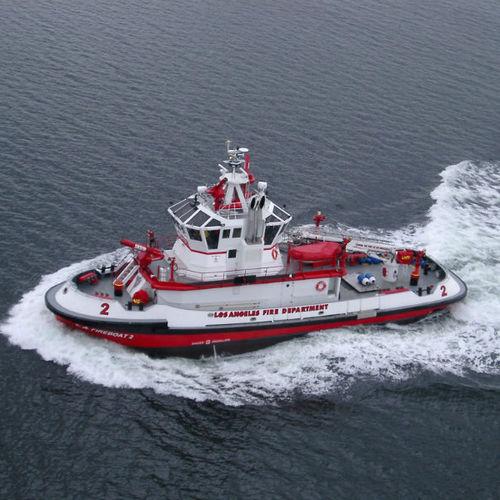 navire pompier