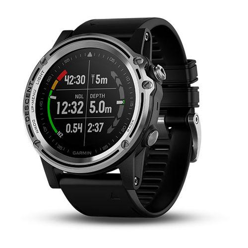 ordinateur de plongée montre bracelet / air / nitrox / multi-gaz