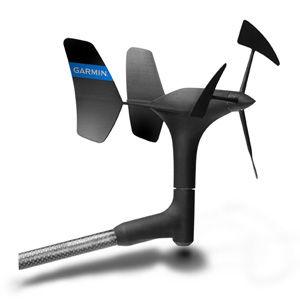 capteur anémomètre / girouette / pour bateau / sans fil