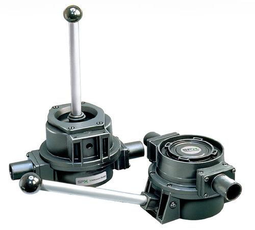 Pompe pour bateau / de transfert / pour WC / pour eaux usées Viking Thrudeck & Bulkhead - Manual Bilge Pumps SPX FLOW Johnson Pump®