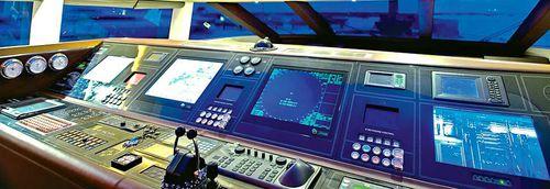 tableau de commande pour bateau / pour moteur / avec manette de commande / avec joystick