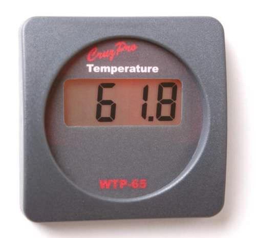 indicateur pour bateau / de température d'eau / numérique