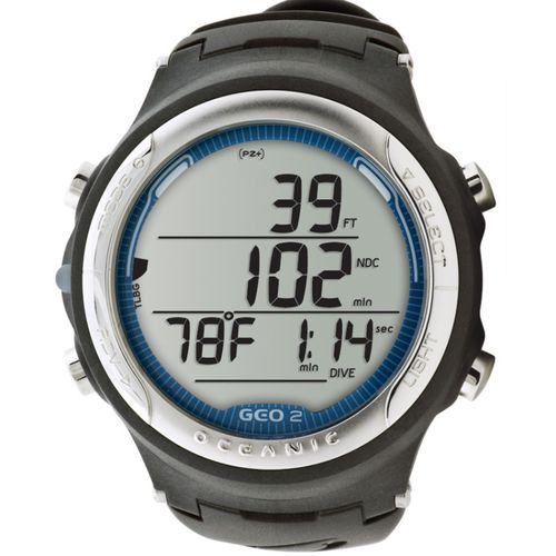 ordinateur de plongée montre bracelet / nitrox