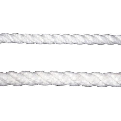 cordage multiusage / tresse simple / pour voilier / âme Polyester