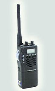 radio pour bateau / portable / VHF / UHF