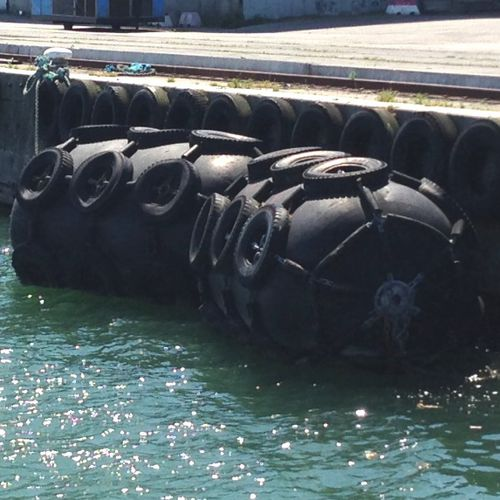 pare-battage de navire - Trelleborg Marine and Infrastructure