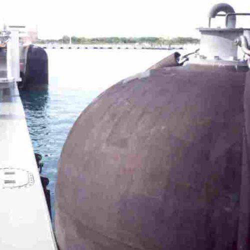 défense pour port - Trelleborg Marine and Infrastructure
