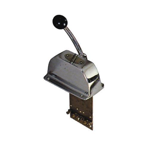 manette de commande moteur / mécanique / simple levier / pour bateau