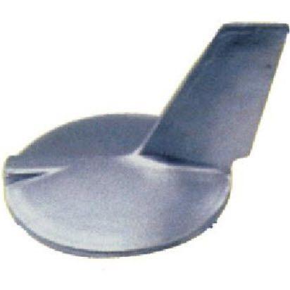anode sacrificielle pour bateau / en zinc