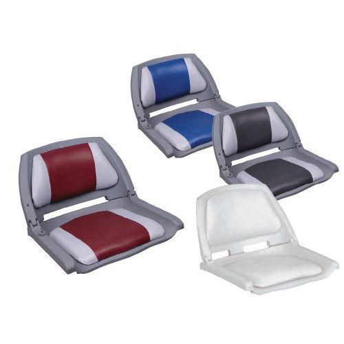 siège pilote / pour bateau / rabattable / à dossier rabattable