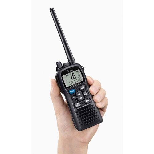 radio pour bateau / portable / VHF / submersible