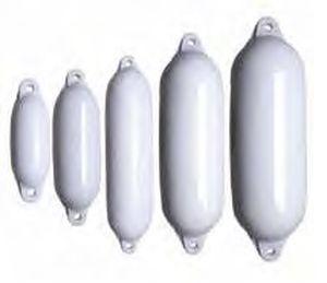 défense pour bateau / de quai / cylindrique / gonflable