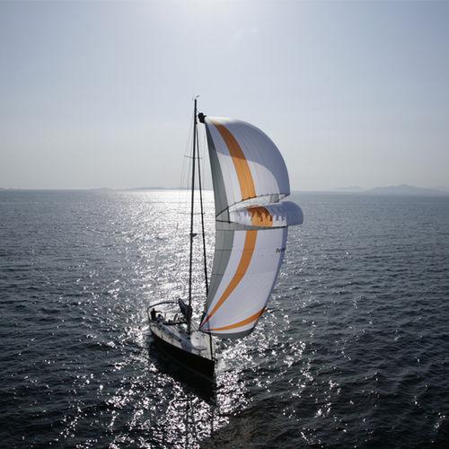 Spinnaker symétrique / pour voilier de croisière / type parasail Parasail ISTEC