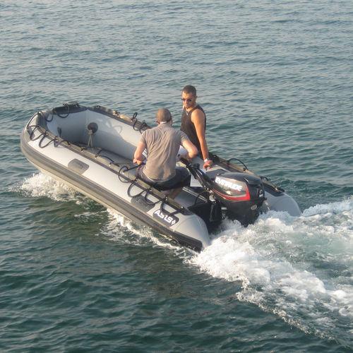 Bateau militaire hors-bord / bateau pneumatique pliable / bateau pneumatique Military 4.2 ASIS BOATS