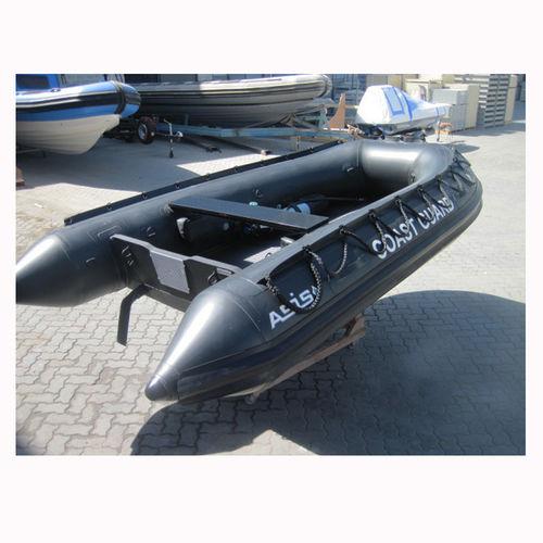 Bateau militaire hors-bord / bateau pneumatique pliable / bateau pneumatique Military Inflatable Boat 2.8 ASIS BOATS