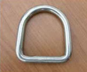 anneau pour voilier / en forme de D