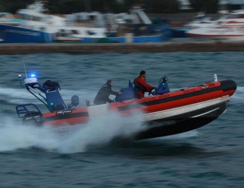 bateau utilitaire - Zodiac Milpro International