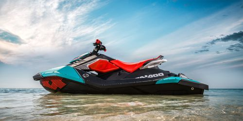 Jet-ski 2 places SPARK TRIXX Sea-doo