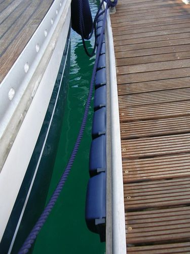 défense pour marina / pour ponton / modulaire