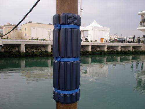 défense pour marina / pour pieux de quai
