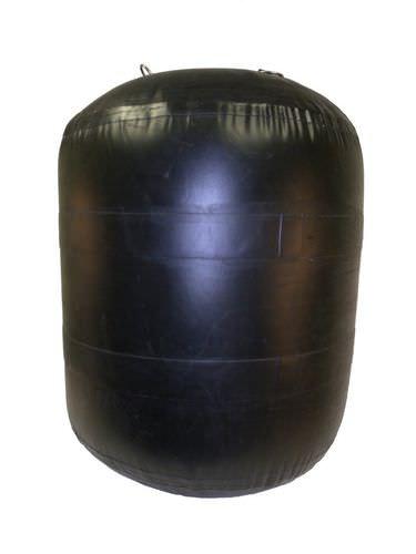 défense pour mega-yacht / cylindrique / gonflable