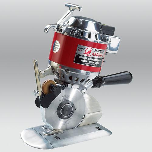 machine de découpe à couteau rotatif / électrique / tissu / pour chantier naval